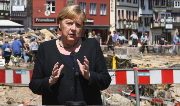 ألمانيا: الموافقة على مساعدات حكومية طارئة لضحايا الفيضانات