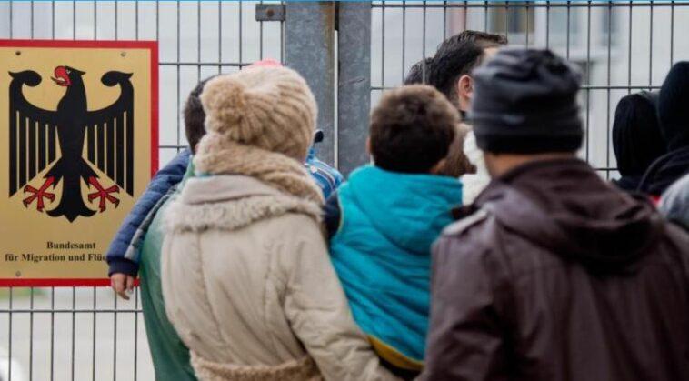 عدد طلبات اللجوء ألمانيا