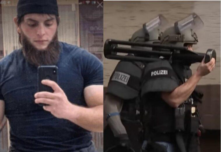 منفذ هجوم فيينا الإرهابي
