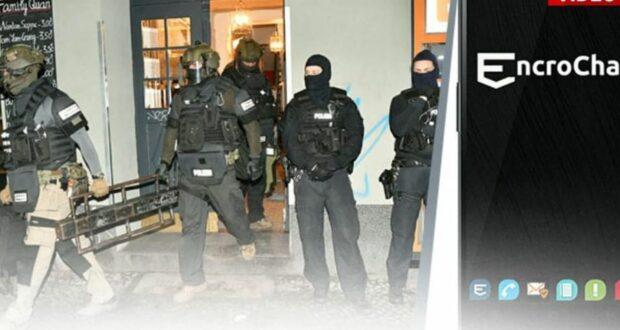 ألمانيا: اعتقال المئات ومصادرة أطنان من المخدرات بعد اختراق محادثات مشفرة
