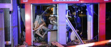 عمليات السطو على أجهزة الصراف الآلي في ألمانيا