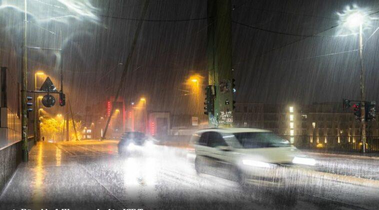 توقعات الطقس في ألمانيا