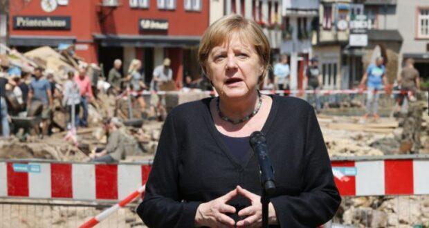 الفيضانات في ألمانيا: حزمة مساعدات حكومية للمناطق المتضررة