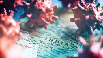 سلالة دلتا المتحورة من فيروس كورونا