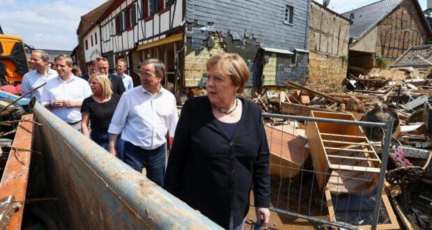 ألمانيا: تزايد خطر الإصابة بفيروس كورونا في المناطق المتضررة من الفيضانات