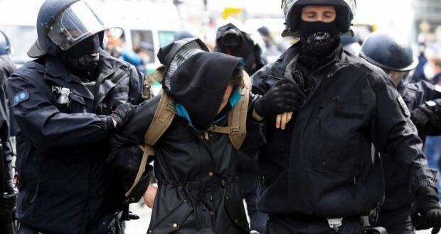 احتجاجات ضد قيود كورونا في ألمانيا