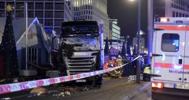 هجوم الدهس في برلين