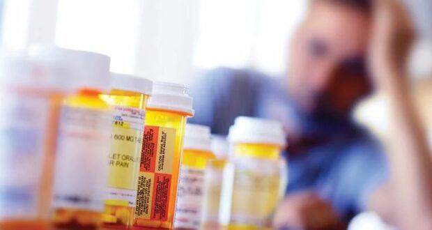 الإدمان على الأدوية