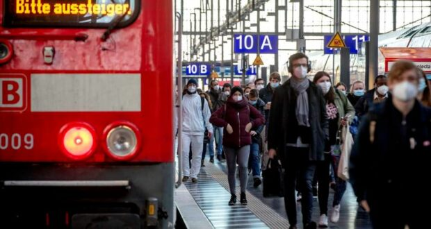 إضراب سائقي القطارات في ألمانيا