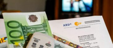 اشتراك التلفزيون في ألمانيا