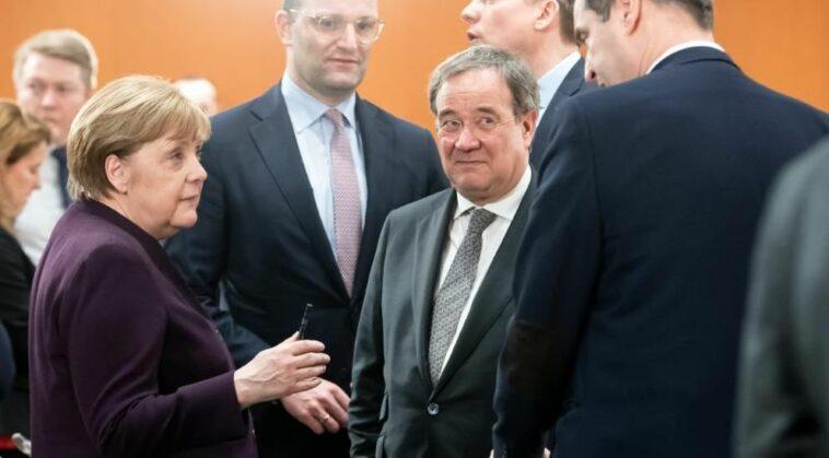 ألمانيا: ميركل تلتقي بزعماء الولايات.. وهذه أولى القيود المشددة التي تم الاتفاق عليها