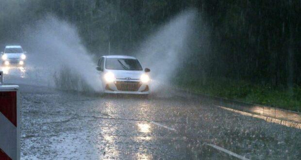 الطقس ألمانيا: تحذير من عواصف رعدية عنيفة وأمطار غزيرة في نهاية الأسبوع