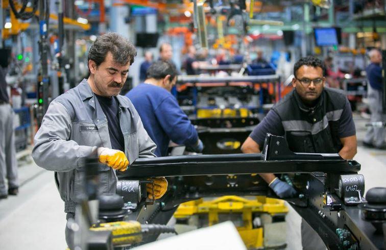 العمل المهاجرين ألمانيا