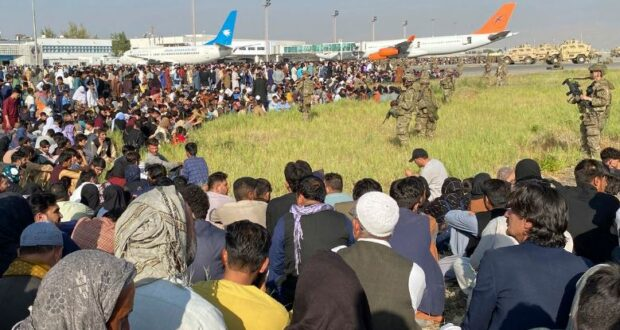 اللاجئين أفغانستان ألمانيا