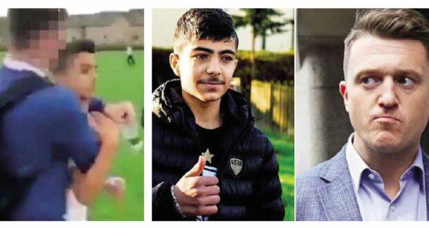 بريطانيا: تعويض مالي لتلميذ سوري تعرض للضرب على يد يميني متطرف