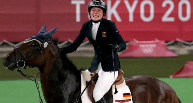 فضيحة طوكيو: طرد ألمانية من الألعاب الأولمبية بسبب سلوكها تجاه حصان