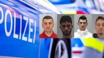 ألمانيا: هروب 4 مجرمين خطيرين من مستشفى للأمراض النفسية
