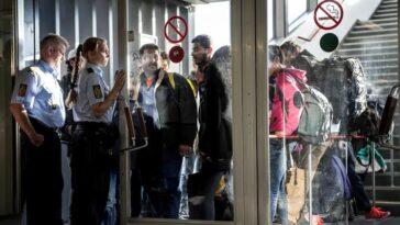 اللاجئين في الدنمارك