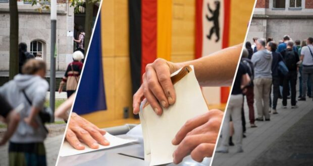 انتخابات ألمانيا: آلاف الأصوات الباطلة في برلين