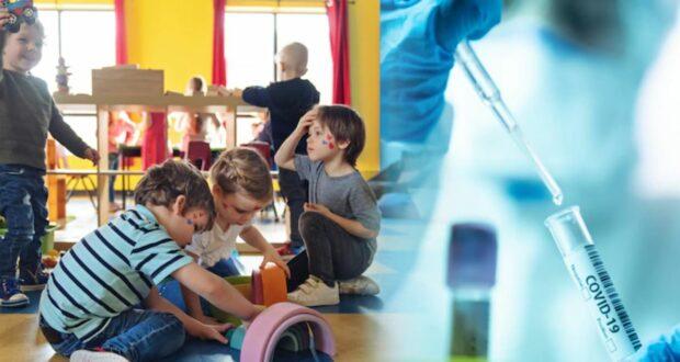 ألمانيا: عودة اختبارات كورونا الإلزامية في رياض الأطفال