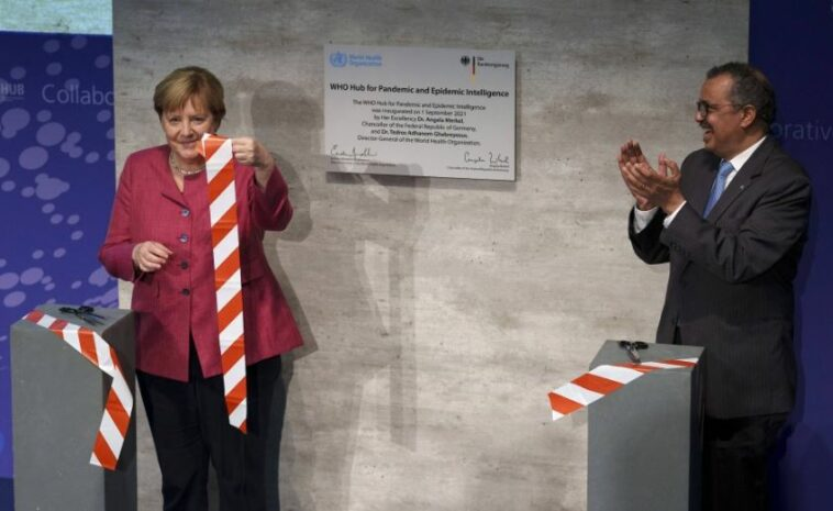 منظمة الصحة العالمية تفتتح مركزاً للكشف المبكر عن الأوبئة في برلين