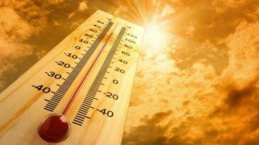 درجات الحرارة في ألمانيا