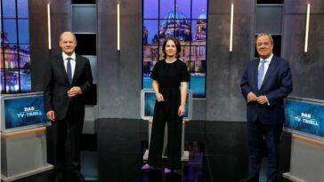 ألمانيا: خليفة ميركل المحتمل.. المرشح الفائز في المناظرة الأخيرة قبل الانتخابات