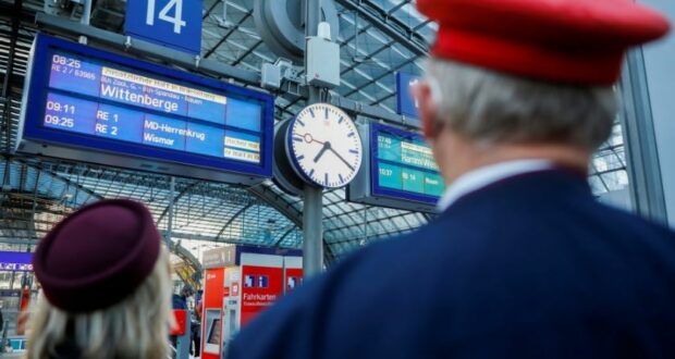 ألمانيا: بدء ثالث إضراب لسائقي القطارات