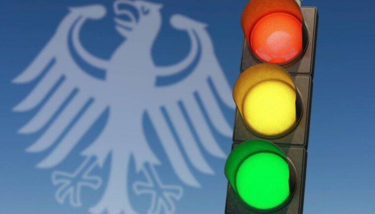 ائتلاف إشارة المرور في ألمانيا
