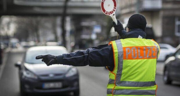 غرامات مخالفات المرور في ألمانيا