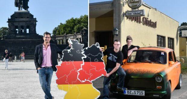 إعادة توحيد ألمانيا