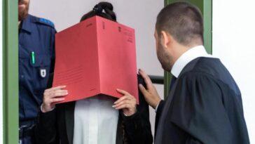 ألمانيا: حكم بالسجن 10 سنوات بحق جهادية ألمانية بتهمة قتل طفلة إيزيدية