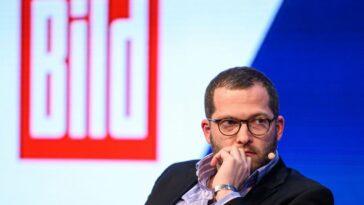 ألمانيا: إقالة رئيس تحرير صحيفة بيلد الألمانية