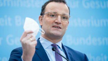 وزير الصحة الألماني يريد إنهاء وضع الطوارئ الوبائي في ألمانيا